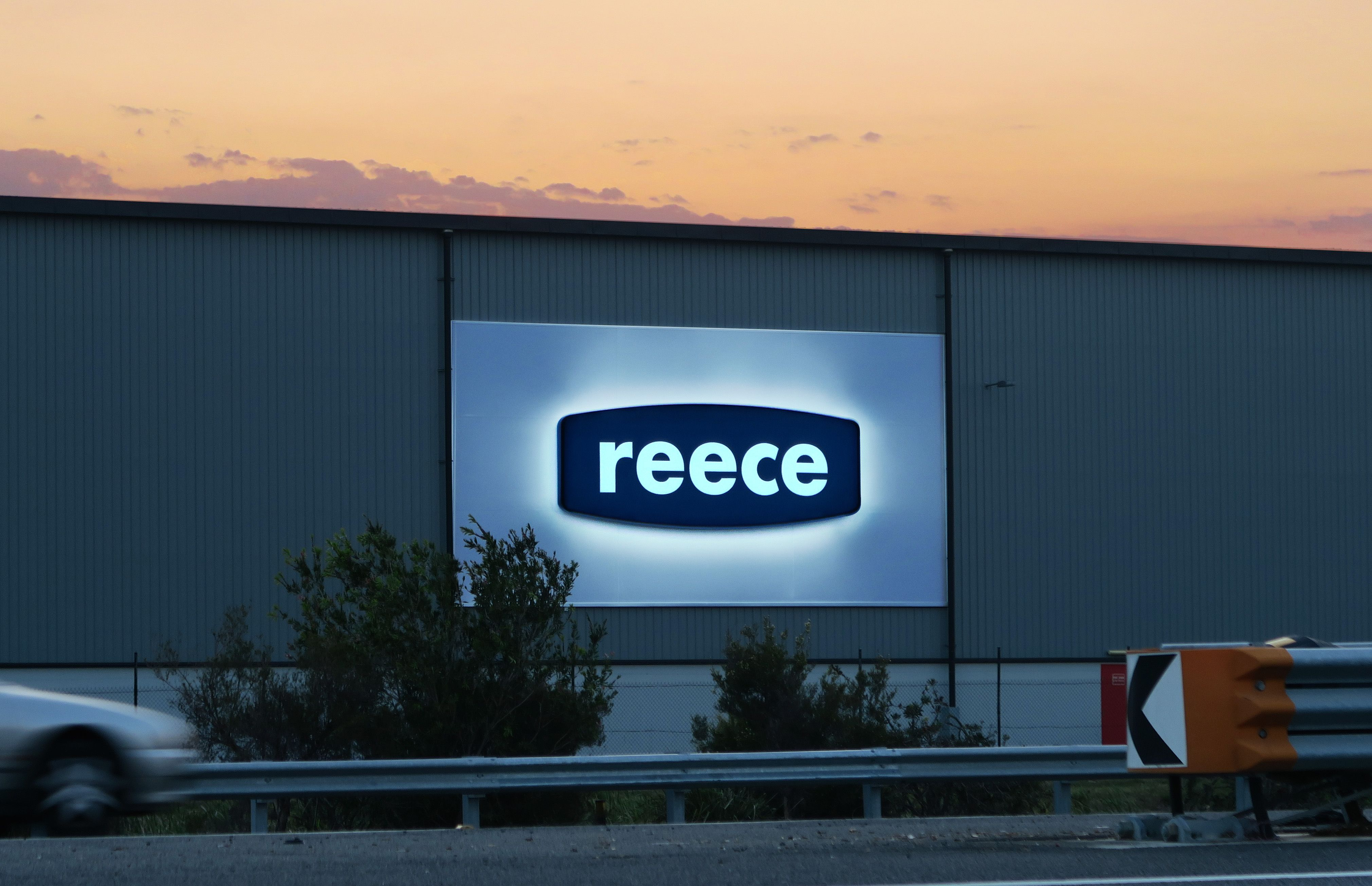 Reece Illuminated Signage