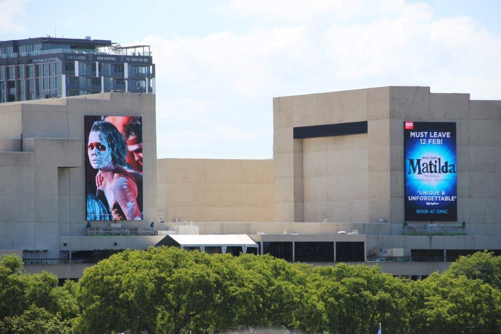 QPAC Large Format LED Displays