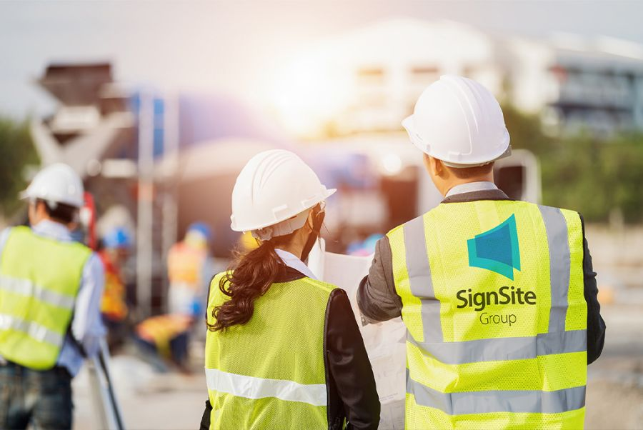 SignSIte Group on-site project management
